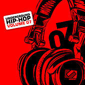 URBNET: Underground Hip-Hop Volume 7 by Various Artists