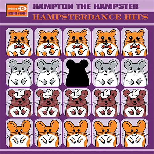 Hampsterdance Hits by Hampton The Hamster