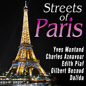 Streets of Paris by Various Artists