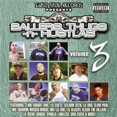Ballers, Thugs N Hustlas, Vol. 3 by Lujuria