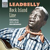 Leadbelly: Rock Island Line (1935-1941) by Various Artists