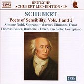 Schubert: Lied Edition 19 - Poets of Sensibility, Vols. 1 and 2 by Ulrich  Eisenlohr