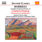 Play & Download Rodrigo: Concierto Pastorale / Fantasia Para Un Gentilhombre (Complete Orchestral Works, Vol. 8) by Joanna G'froerer | Napster