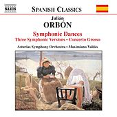 Play & Download Orbon: Symphonic Dances by Various Artists | Napster
