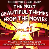 The Most Beautiful Themes From The Movies Vol. 21 by The Hollywood Session Group