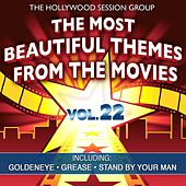 The Most Beautiful Themes From The Movies Vol. 22 by The Hollywood Session Group