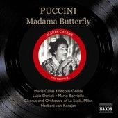 Play & Download Puccini: Madama Butterfly (Callas, Gedda, Karajan) (1955) by Various Artists | Napster