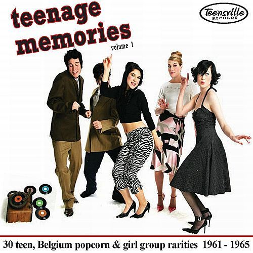 Teenage Memories Volume 1 by Various Artists