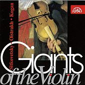 Play & Download Giants of the Violin by Various Artists | Napster