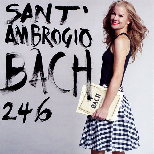 Bach: Cello Suites 246 by Sara Sant' Ambrogio