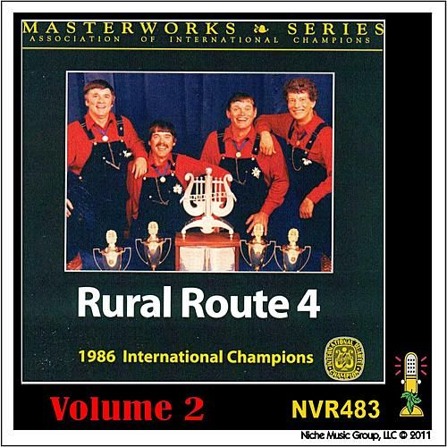 Rural Route 4 - Masterworks Series Volume 2 by Rural Route 4