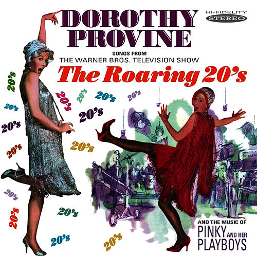 The Roaring 20's / Vamp of the Roaring 20's by Dorothy Provine