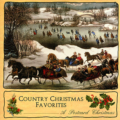 Play & Download Country Christmas Favorites by Various Artists | Napster