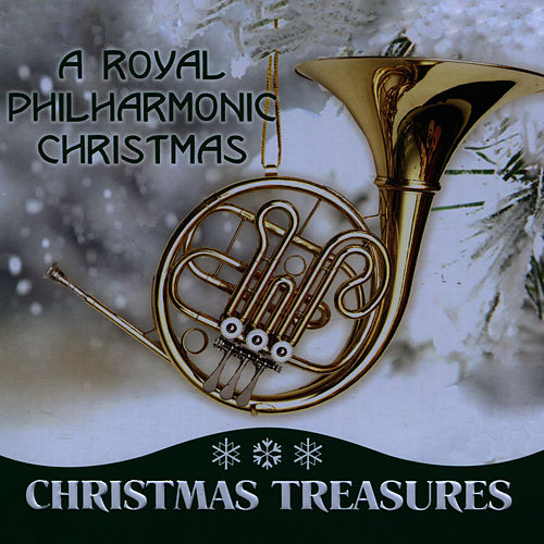 A Royal Philharmonic Christmas by Royal Philharmonic Orchestra