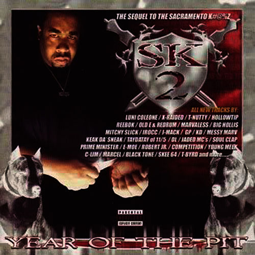 Play & Download SK2 Year Of The Pit by X-Raided | Napster