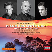 Play & Download Tchaikovsky: Piano Concerto No. 1 - Rococo Variations by Christoph Eschenbach | Napster