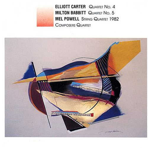 Play & Download American String Quartets of the Late 20th Century by Composer's Quartet | Napster