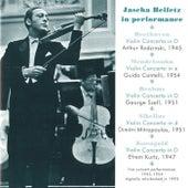 Play & Download Jascha Heifetz in Performance (1945-1954) by Jascha Heifetz | Napster