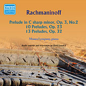 Rachmaninov: The 24 Preludes by Moura Lympany