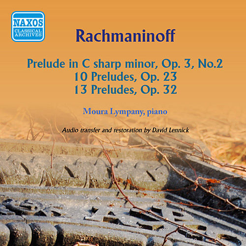 Play & Download Rachmaninov: The 24 Preludes by Moura Lympany | Napster
