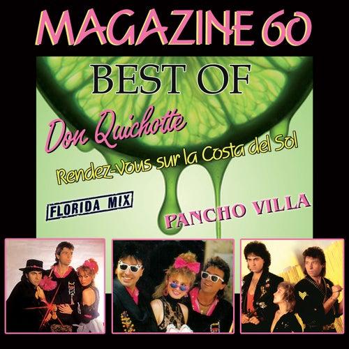 Best of Magazine 60 (Le meilleur des années 80) by Magazine 60