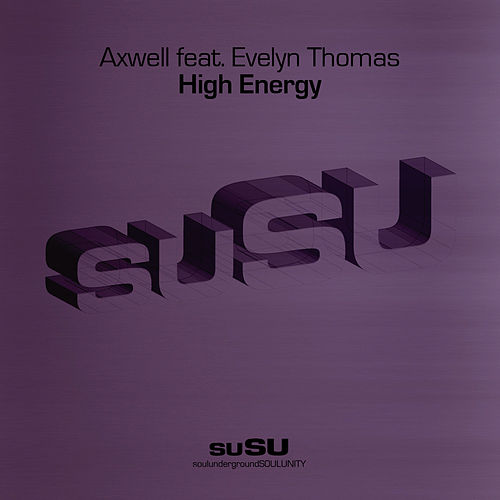 High Energy by Axwell