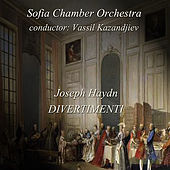 Play & Download Joseph Haydn: Divertimenti by Sofia Chamber Orchestra | Napster