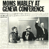 Moms Mabley At Geneva Conference by Moms Mabley