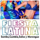 Fiesta Latina. Samba, Cumbia, Salsa y Merengue by Various Artists