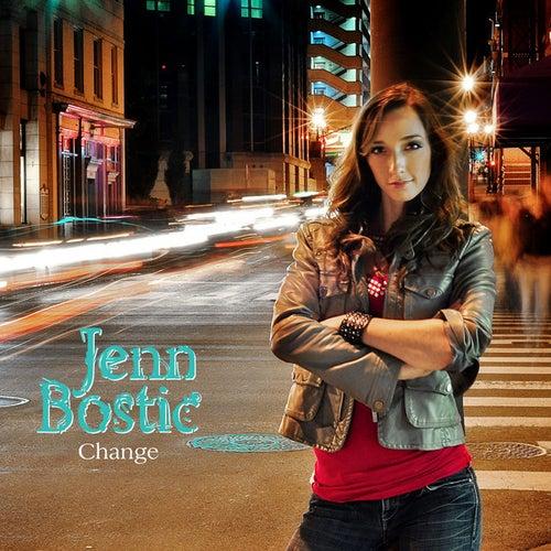 Change by Jenn Bostic