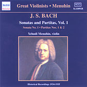 Play & Download Bach, J.S.: Sonatas and Partitas (Menuhin) (1934-1935) by Yehudi Menuhin | Napster