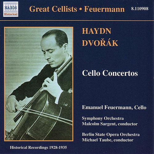 Play & Download Haydn / Dvorak: Cello Concertos (Feuermann) (1928-1935) by Emanuel Feuermann | Napster