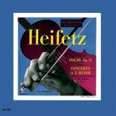 Play & Download Chausson: Poème, Op. 25, Conus: Violin Concerto in E Minor, by Jascha Heifetz | Napster