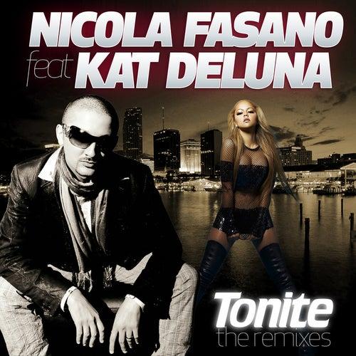 Tonite Remixes by Nicola Fasano