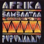Play & Download Pupunanny by Afrika Bambaataa | Napster