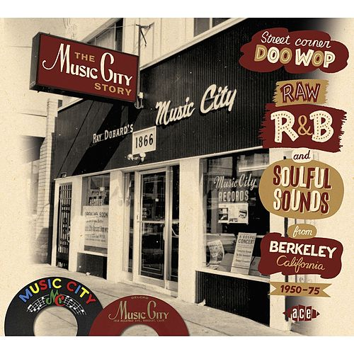 Play & Download The Music City Story by Various Artists | Napster