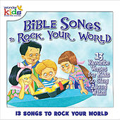 Bible Songs to Rock Your World by Wonder Kids