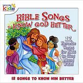 Bible Songs to Know God Better by Wonder Kids
