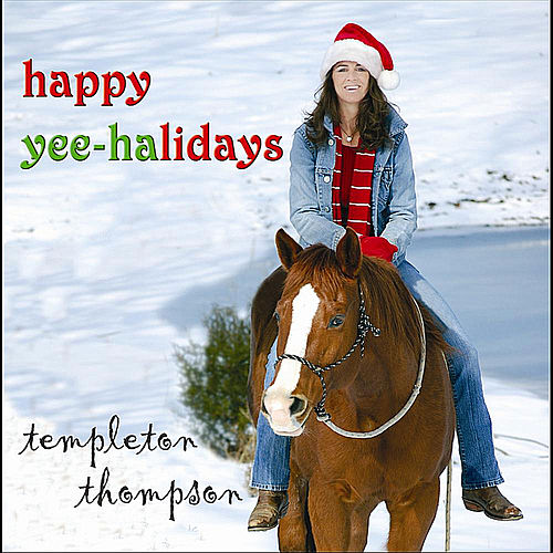 Play & Download Happy Yee-Halidays by Templeton Thompson | Napster
