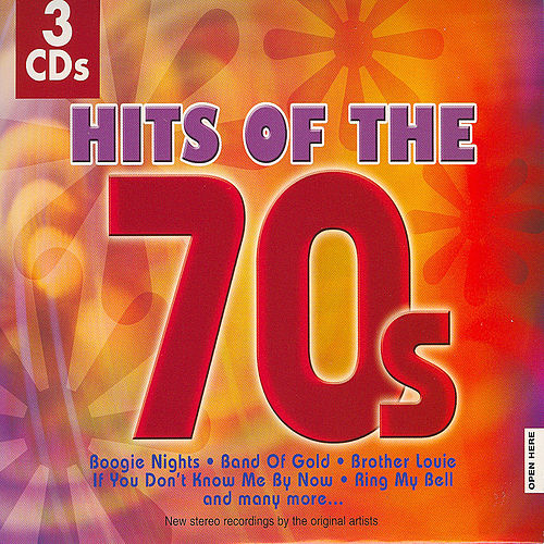 Hits Of The 70's by Various Artists