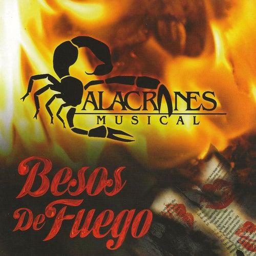 Play & Download Besos De Fuego by Alacranes Musical | Napster
