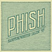 Hampton/Winston-Salem '97 by Phish