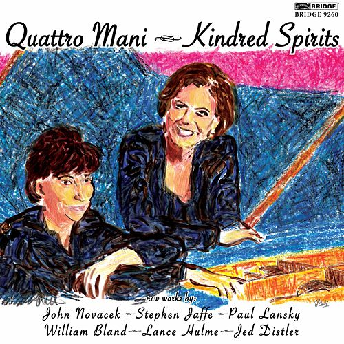 Play & Download Kindred Spirits by Quattro Mani | Napster
