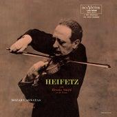 Play & Download Mozart: Sonata, K. 378, in B-Flat, Sonata, K. 454, in B Flat by Jascha Heifetz | Napster