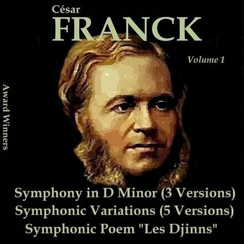 Franck, Vol. 1 : Symphonic Works by Various Artists