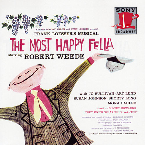 The Most Happy Fella by Shorty Long