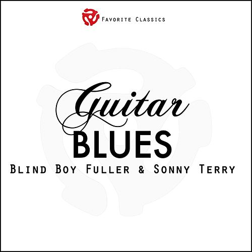 Guitar Blues by Blind Boy Fuller