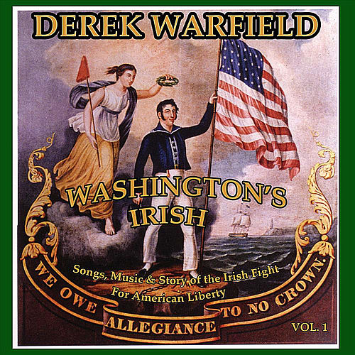 Play & Download Washington's Irish by Derek Warfield | Napster
