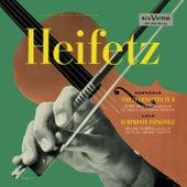Play & Download Korngold: Violin Concerto, Op. 35, in D, Lalo: Symphonie espagnole, Op. 21 by Jascha Heifetz | Napster
