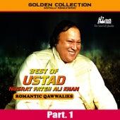 Play & Download Best of Ustad Nusrat Fateh Ali Khan (Romantic Qawwalies) Pt. 1 by Nusrat Fateh Ali Khan | Napster